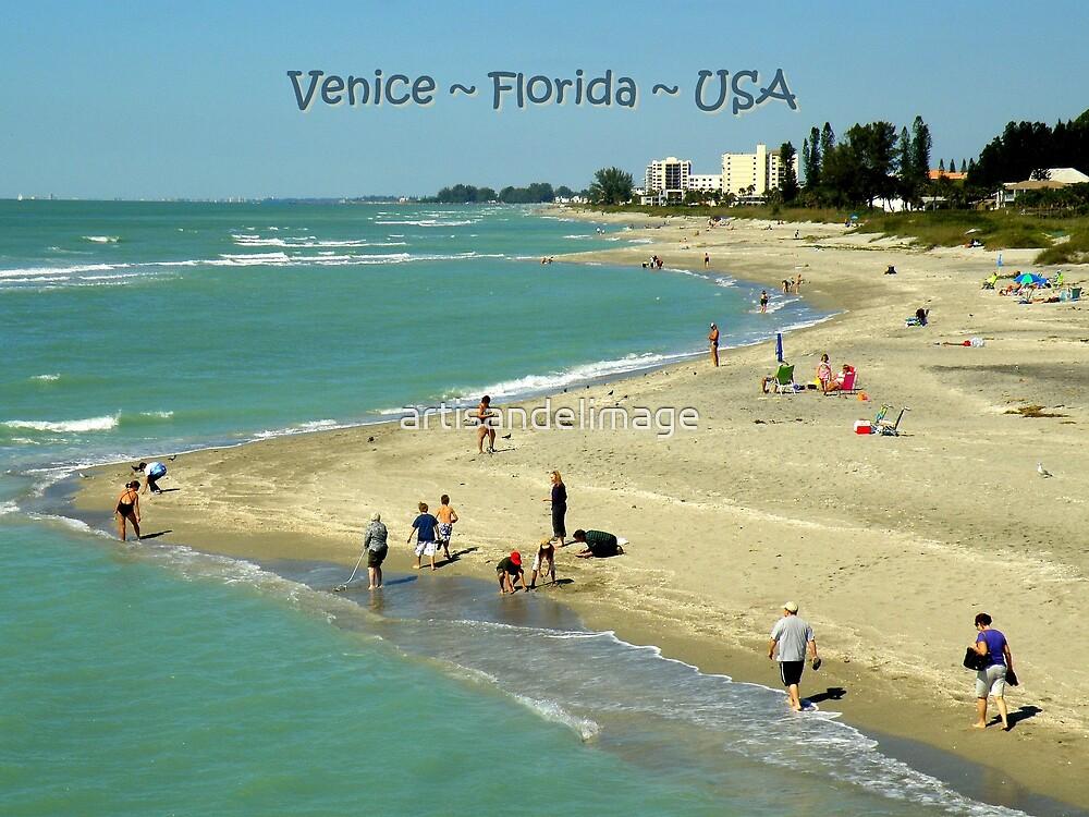 PostCard Extravaganza: Venice by artisandelimage
