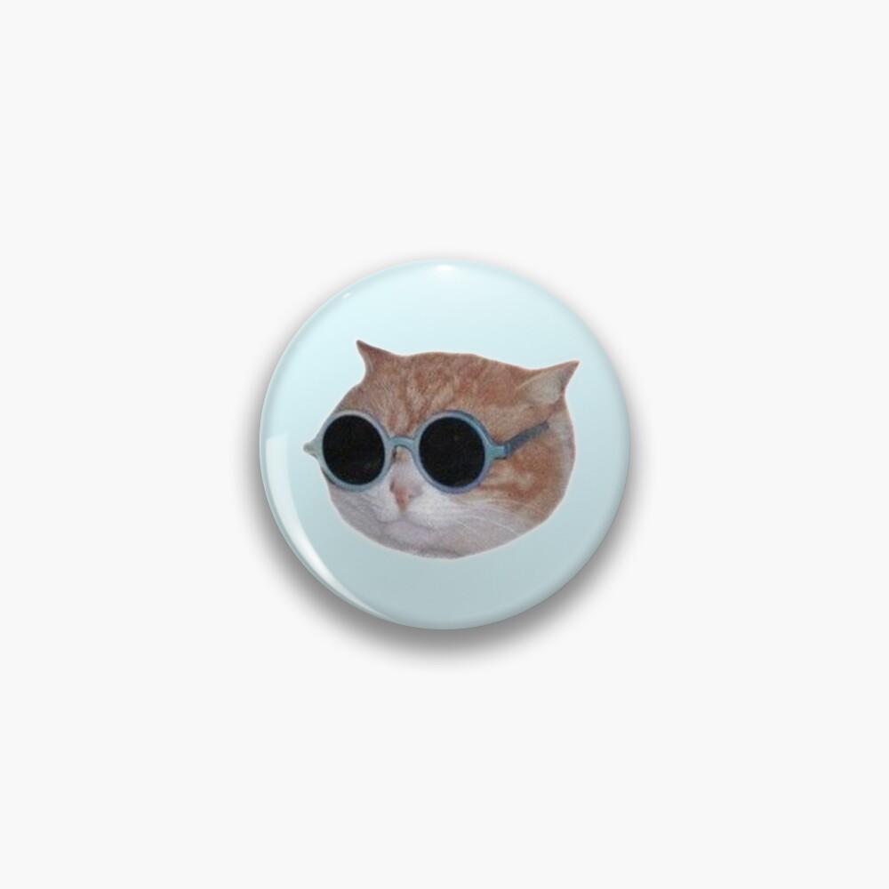 Cool Kitties Sticker-pack Pin