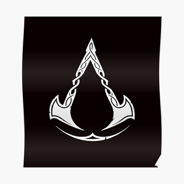 Assassins Creed Valhalla Symbol Gifts Merchandise Redbubble