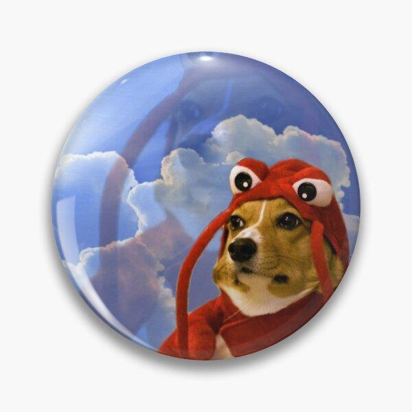 Lobster Corgi, Doggo #1 Pin