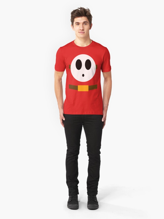 Alternate view of Shy Guy Tee Slim Fit T-Shirt