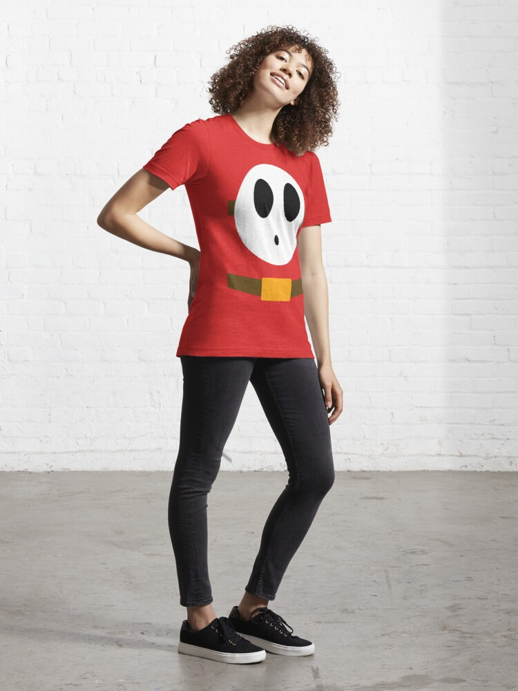 Alternate view of Shy Guy Tee Essential T-Shirt