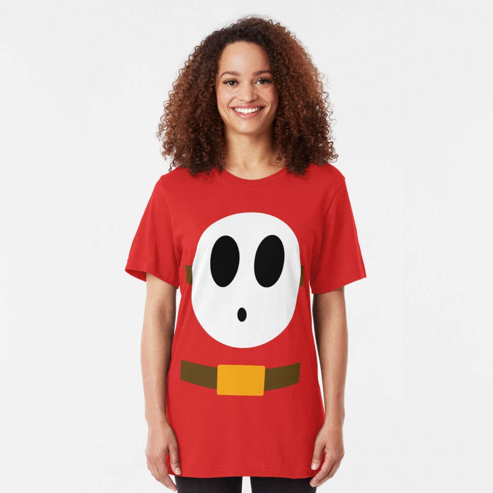 Shy Guy Tee Slim Fit T-Shirt