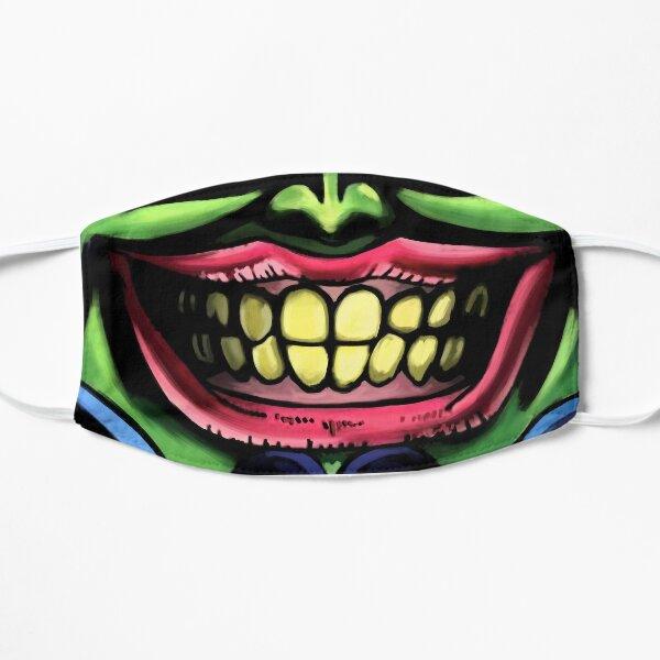 Sourire de cupidité Masque sans plis