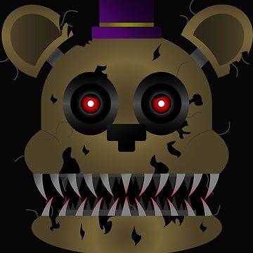 Fredbear (Five Nights at Freddy's 4) by ColoniusBrony