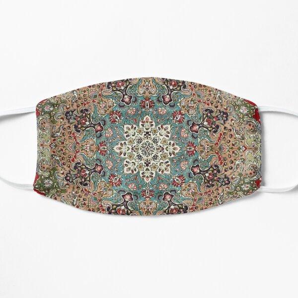Vintage Antique Persian Carpet Print Mask