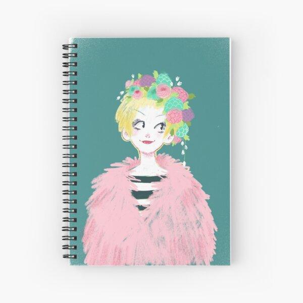 Cabiria  Spiral Notebook