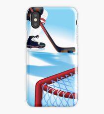 Hockey Player  iPhone 5 Case / iPhone 4 Case  iPhone Case