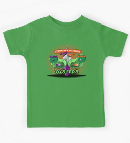 Oysters In A Half shell Alternate Kids Clothes