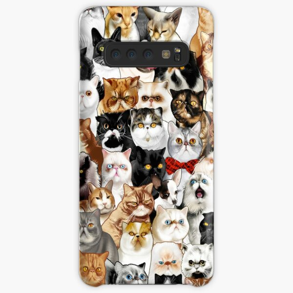 #Catminaproject by Jimiyo Samsung Galaxy Snap Case
