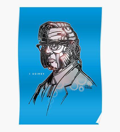 I Asimov Poster