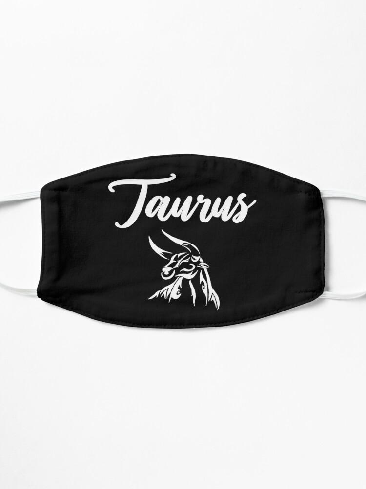 Alternate view of Taurus T-Shirt Mask