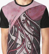 Jelly in Pastel Graphic T-Shirt