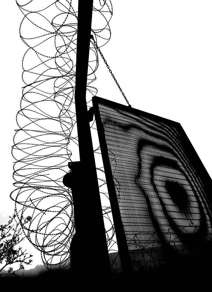 Behind the barbed wire 01 by ragman