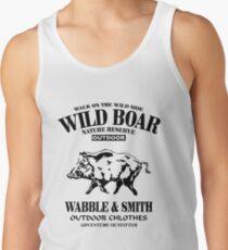 Wild Boar Men's Tank Top