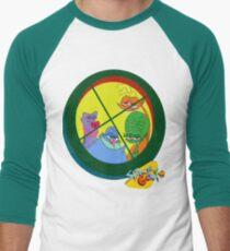 Space Goofs Men's Baseball ¾ T-Shirt