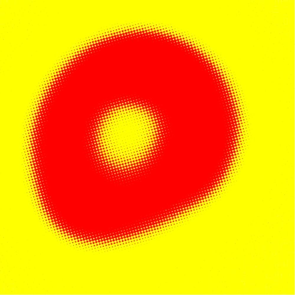BIG RED O by paulvolker