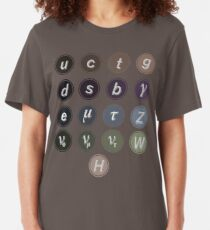 Physics Standard Model Slim Fit T-Shirt