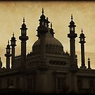 Royal Pavilion © by Dawn Becker