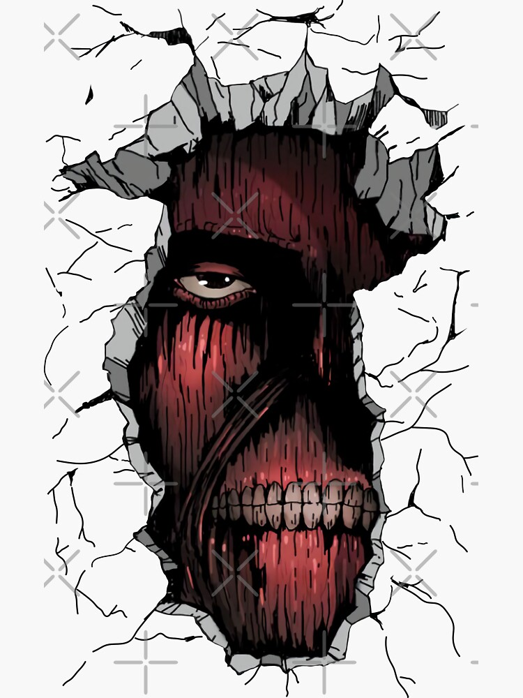 Attack on Titan: The Titan inside the Wall by gengns