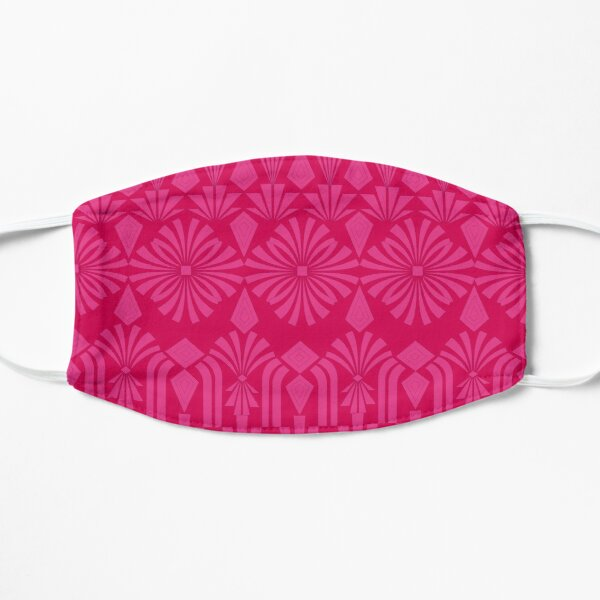 Art Deco in Hot Pink! Mask