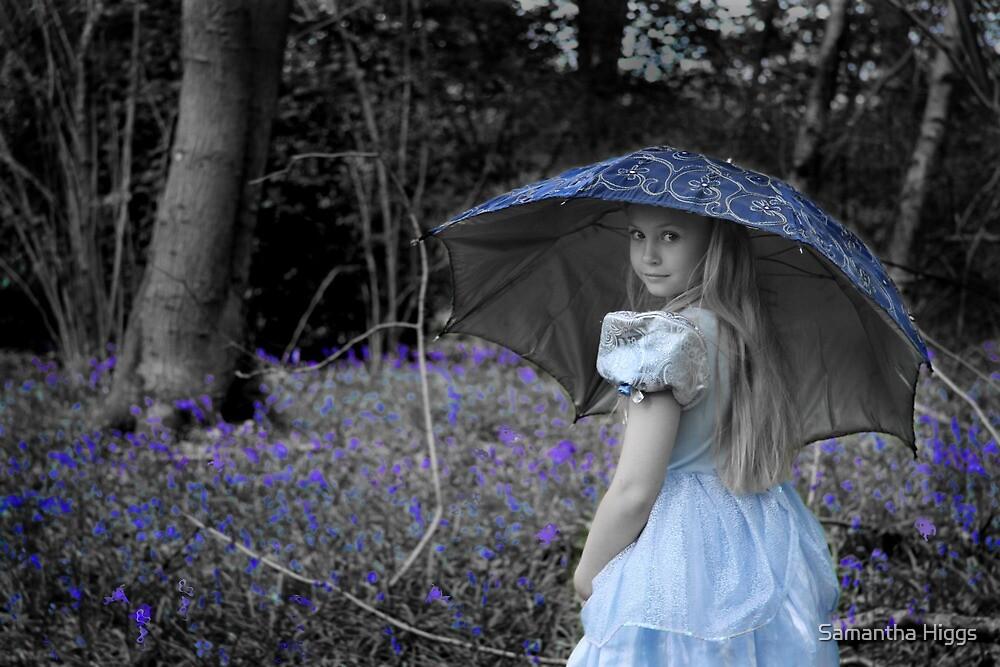 Blue Belle by Samantha Higgs