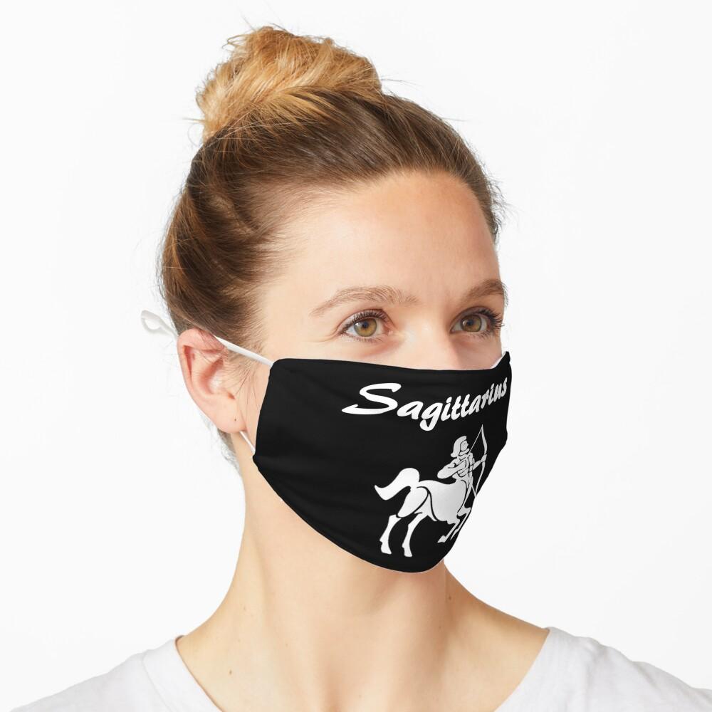 Sagittarius T-Shirt Mask