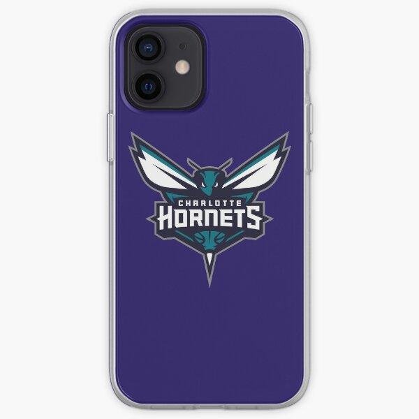 Coques et étuis iPhone sur le thème Charlotte Hornets   Redbubble