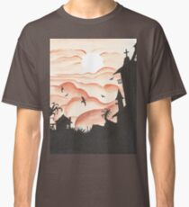 Blood Red Sky Classic T-Shirt