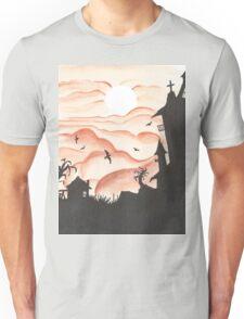 Blood Red Sky Unisex T-Shirt