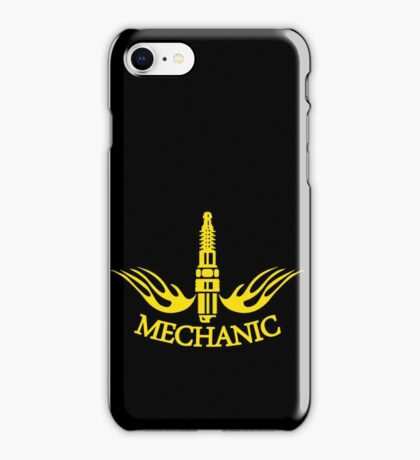 Mechanic VRS2 iPhone Case/Skin