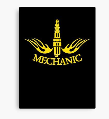Mechanic VRS2 Canvas Print