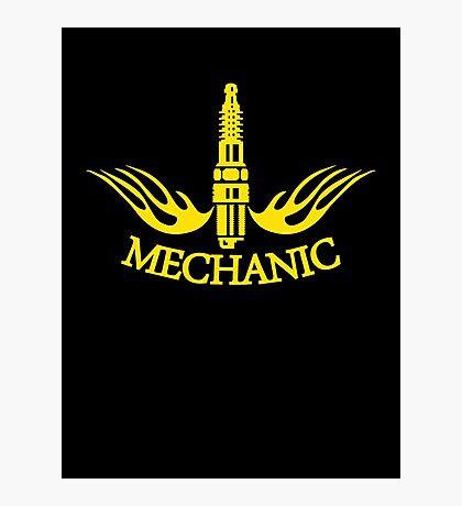 Mechanic VRS2 Photographic Print