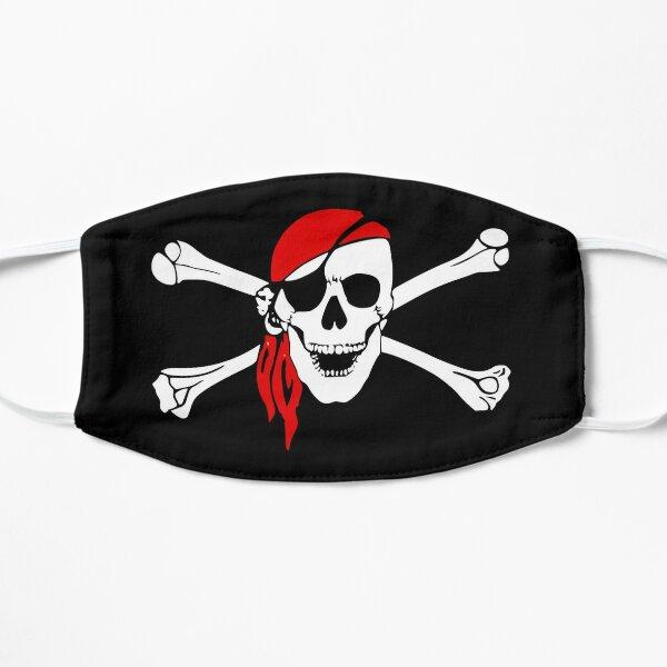 Pirate flag Masque sans plis