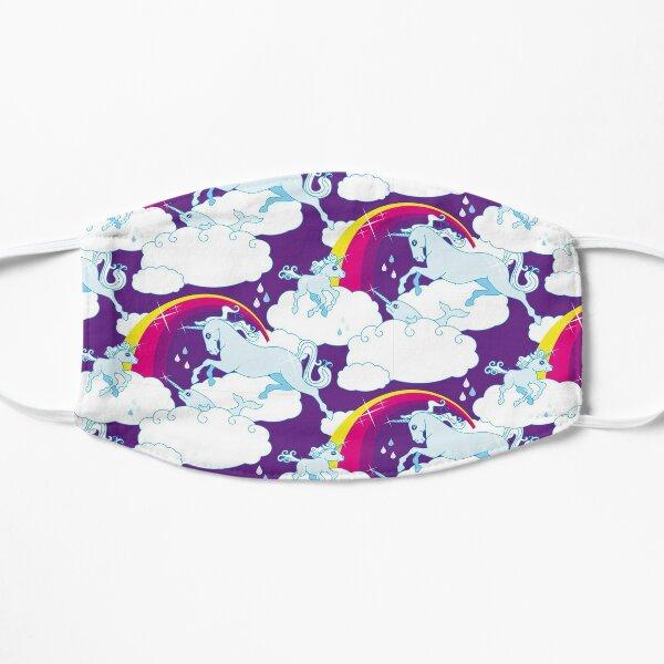Unicorn Family - Unicorn Family - Violet Flat Mask