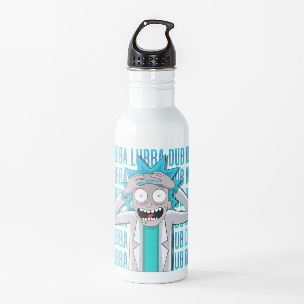 WUBBA LUBBA DUB DUB Water Bottle