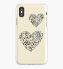 I Love Brompton Bikes iPhone Case/Skin