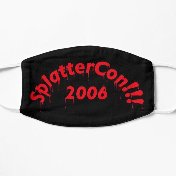 SplatterCon!!! Flat Mask