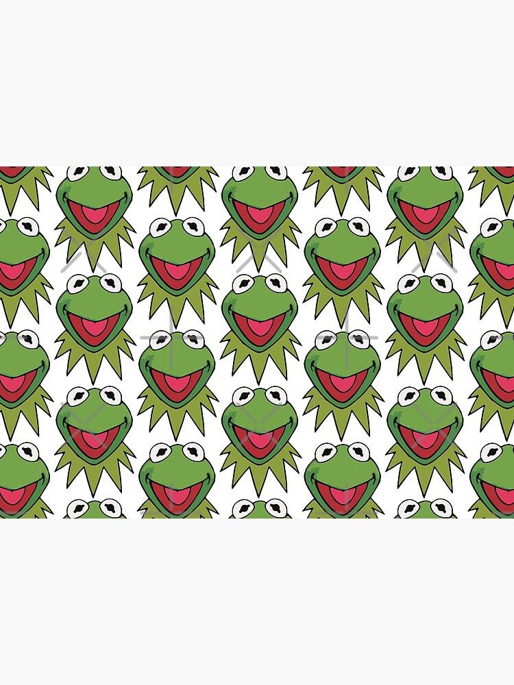 Kermit 80s Retro Vintage by PunkSpaceWars