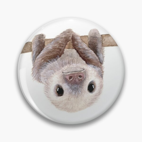 Baby Sloth  Pin