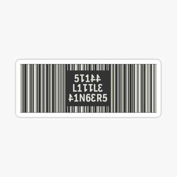 Stiff Little Sticker