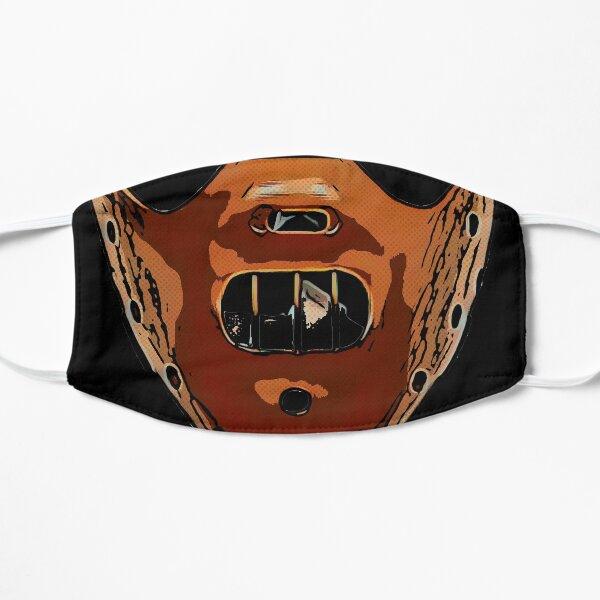 Hannibal lector Mask Mascarilla plana