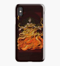 Girl on Fire iPhone Case/Skin
