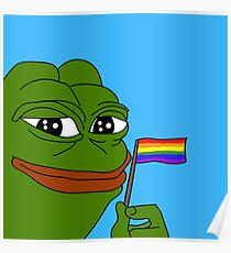 Pepe Frog Posters