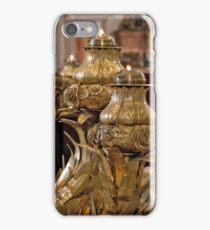 Votives In Gold iPhone Case/Skin
