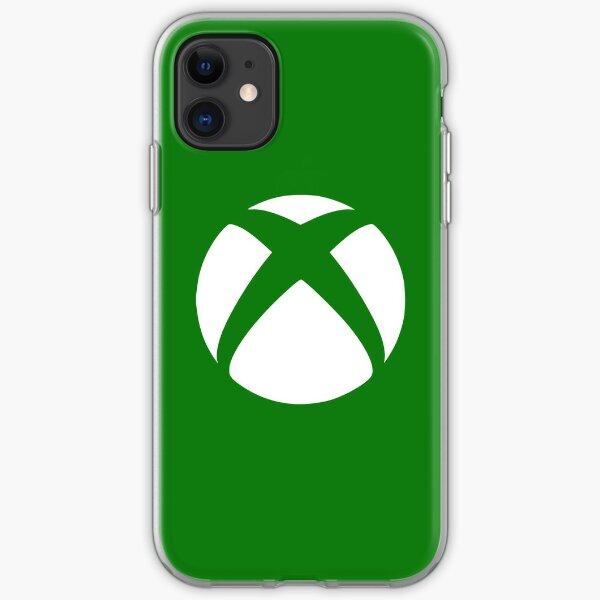 Xbox logo iPhone Soft Case