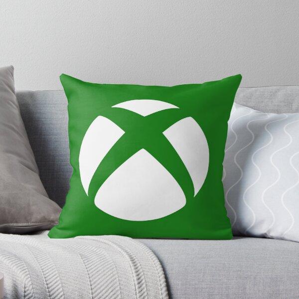 Xbox logo Throw Pillow