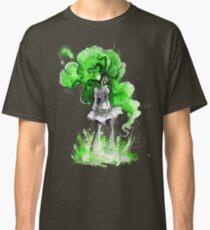 Rainbow Punk: Malachite Bassdrop Classic T-Shirt