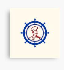 Spice Captain Canvas Print