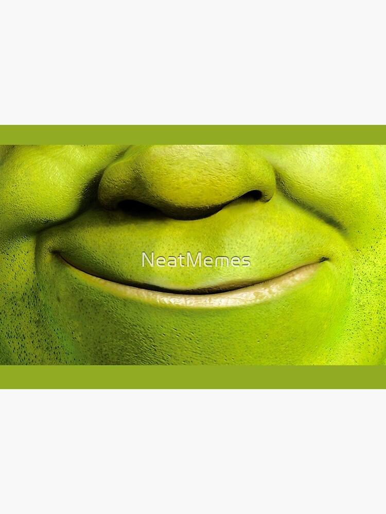 Máscara Shrek de NeatMemes